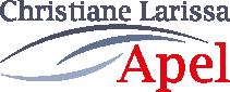 Christiane Larissa Apel Logo